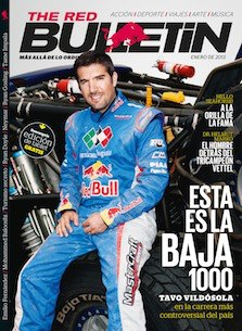 Baja 1000. Here's the link where you can check out the January 2013