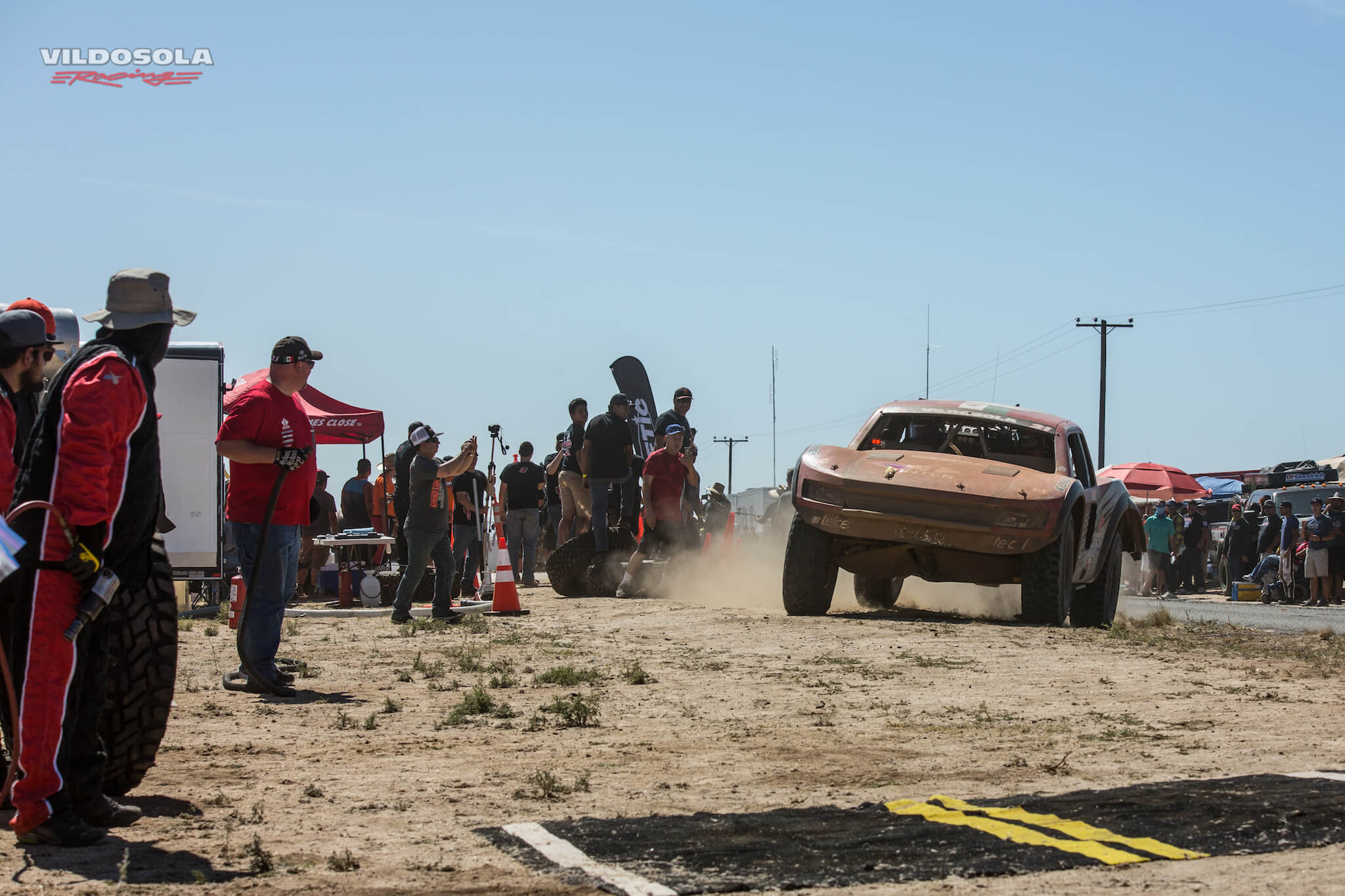Vildosola Racing - Prensa