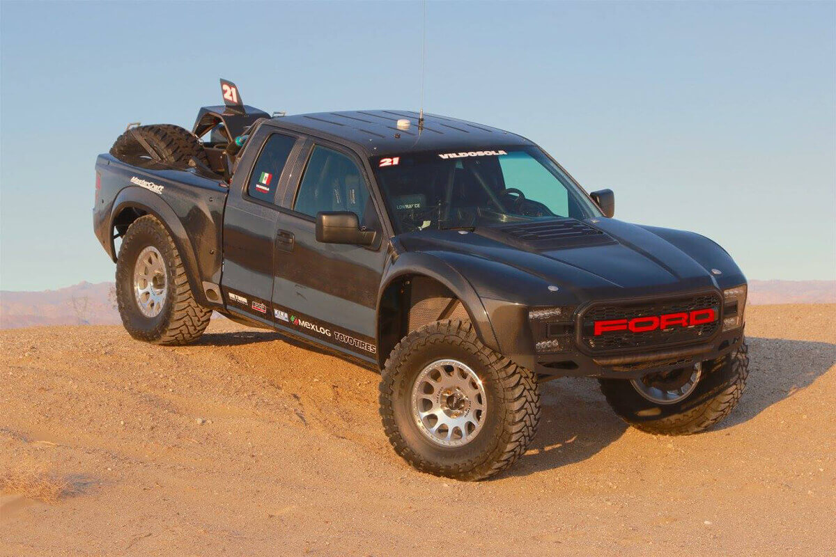 TOP Predator - Ford Prerunner
